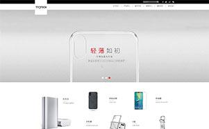 天一健手机周边外贸公司网站