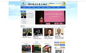 深圳流行音乐协会网站建设维护